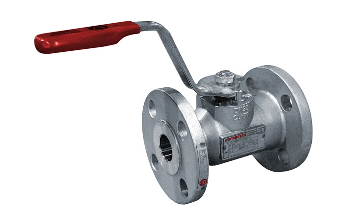Worcester 5 Series Flanged Ball Valve